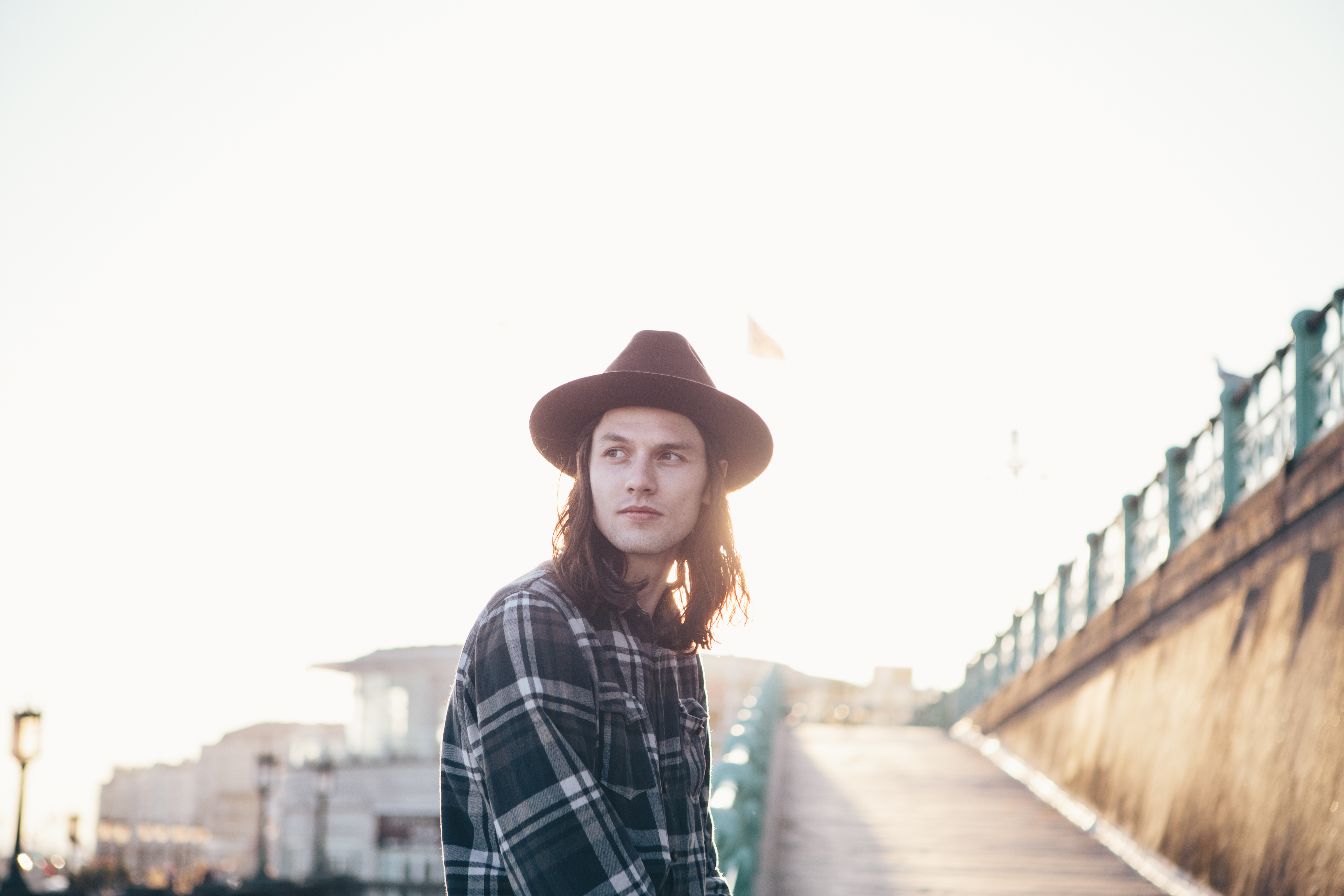 James Bay live at St Stevens Church